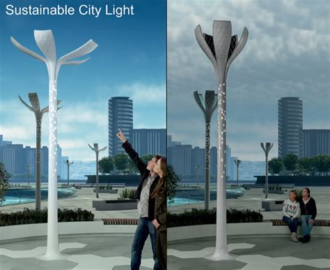 Smart Street Lights Know How To Bloom