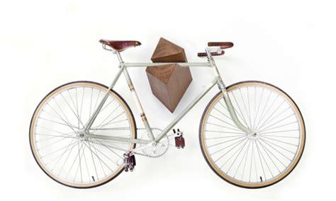 Fahrradhalterung Wand Holz by Fahrradhalter 40 Moderne Und Praktische Ideen