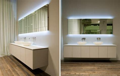 si鑒e de bain où trouver le meilleur miroir de salle de bain avec éclairage archzine fr