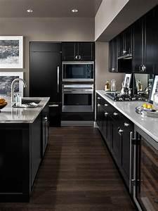 25, Dark, Kitchen, Cabinets, To, Inspire