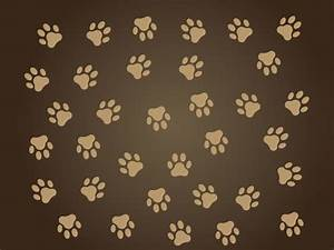 Dog Paw Print Silhouette - Vectorize Images | Vectorize images