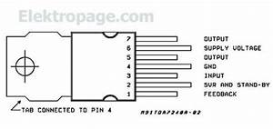 Tda7240a - Integrated Circuits Elektropage
