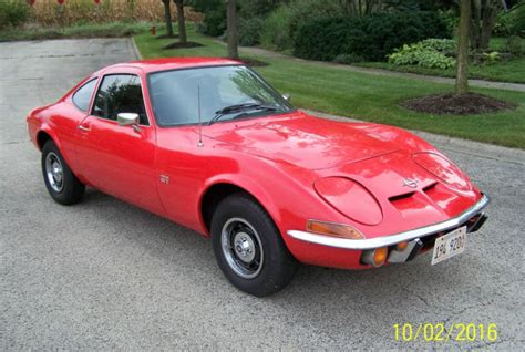 1970 Opel Gt For Sale by Great 1970 Opel Gt For Sale Photos Technical
