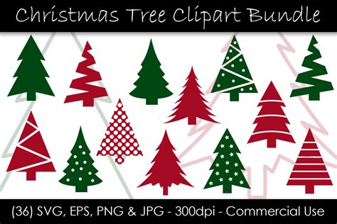 Browse our christmas tree images, graphics, and designs from +79.322 free vectors graphics. Christmas Tree SVG Bundle - Christmas Tree Clip Art By ...