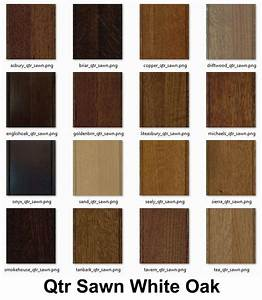 Stain Colors - Amish Custom Gun Cabinets
