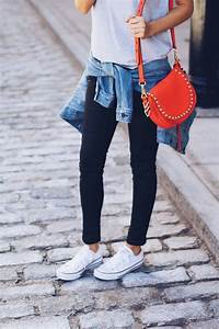 Outfits With Converse-20 Stylish Ways to Wear Converse Shoes