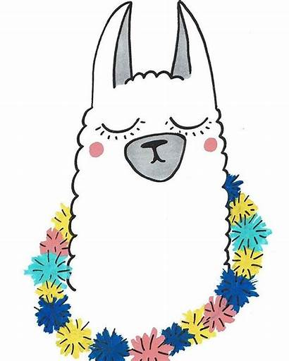 Doodle Alpaca Doodles Lama Llama Another источник