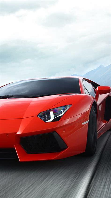 Beautiful Red Sports Car Hd Wallpaper Iphone 6 Plus