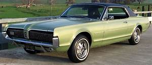 1967 Mercury Cougar Specifications