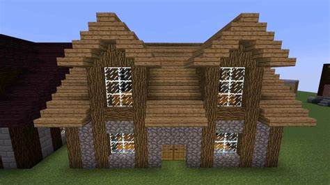 minecraft house designs survival mode youtube