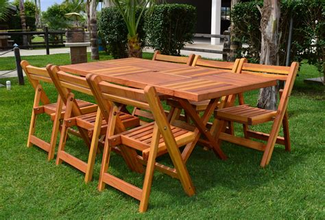 Outdoor Rectangular Folding Table