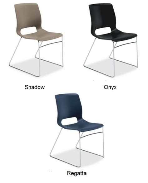 hon motivate high density stacking chair hms101