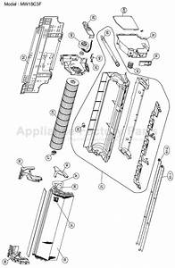Parts For Mw18c3f