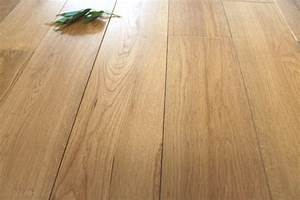 parquets massifs clipsables easiklip With pose parquet chene massif