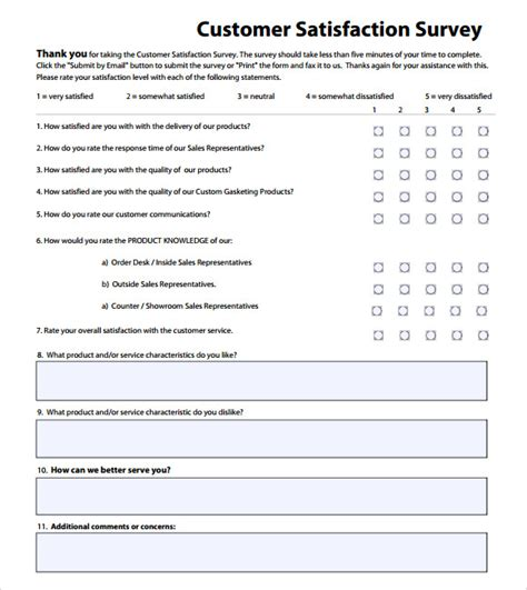 training survey    documents   word