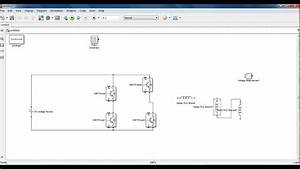 Single Phase Full Bridge Inverter Matlab Simulation