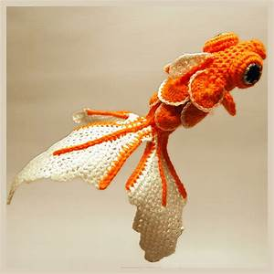 The Maine Reef  Crocheted Fish Pattern