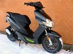 Yamaha Jog R Carbon