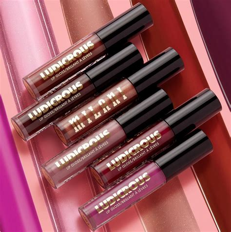 ludicrous lip gloss milani cosmetics lip gloss lips
