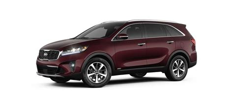 kia sorento exterior color options friendly kia