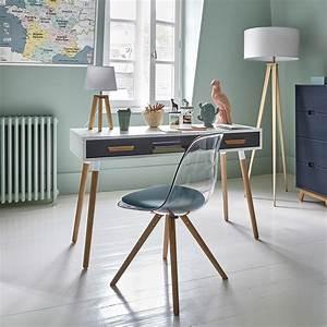 Bureau Scandinave Blanc : quel bureau pour la chambre de votre ado le top 15 blog but ~ Teatrodelosmanantiales.com Idées de Décoration