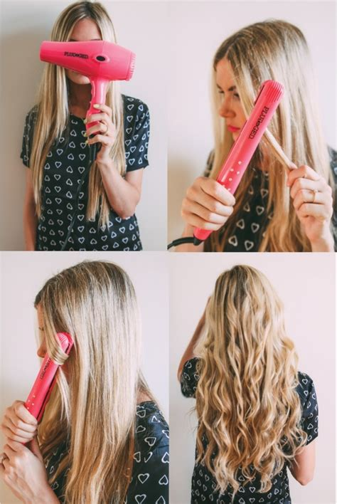 A With Hair by 13 Brilliant Ways To Style Your Hair Using Straighteners