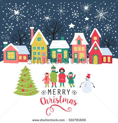 christmas cards shutterstock family drawing stock images royalty free images vectors