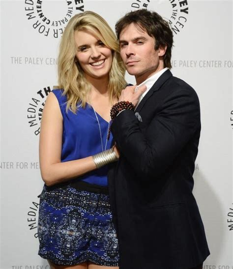 ian somerhalder lost death one more of maggie grace shannon and ian somerhalder
