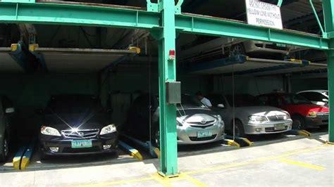Garage Parks Mall by Divisoria 168 Mall Parking Garage