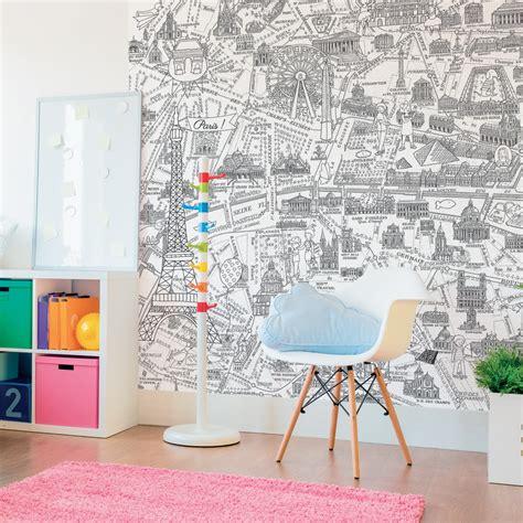 papiers peint cuisine papier peint panoramique enfant 143182 plan de