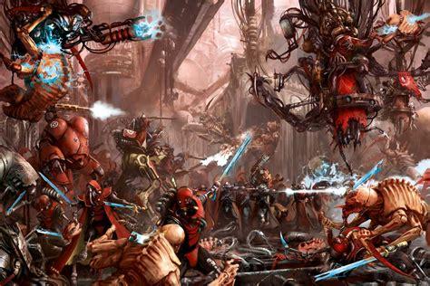 black canvas the adeptus mechanicus warhammer