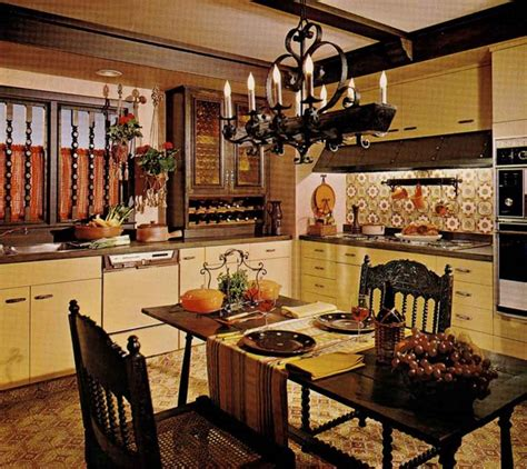 spanish style kitchen beautiful design ideas