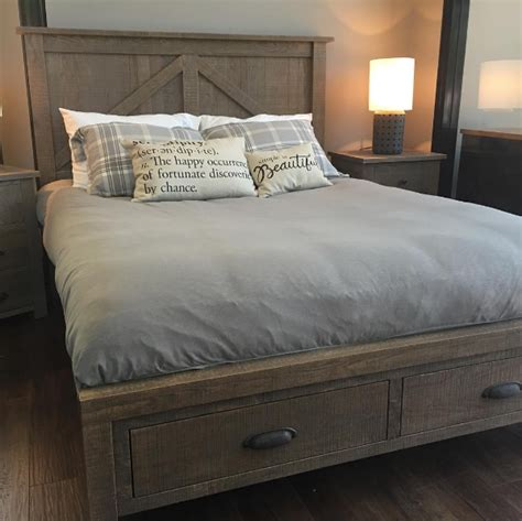 farmhouse bedroom suite woodworks dealer mclearys