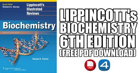 Biochemistry Lippincott Free Download Pdf Amosfuda