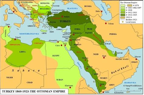 Ottoman Empire 1915 by How Did The Balkan Wars Cause Ww1 Quora