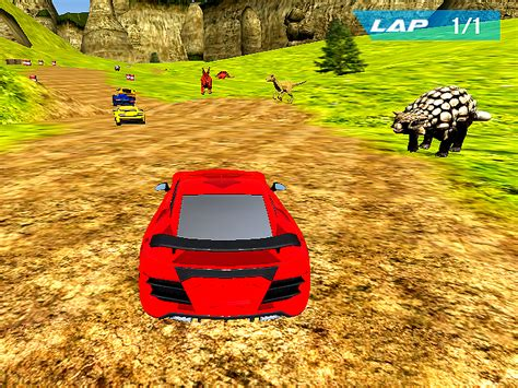 Dino Car Race - Free Online Car Games - Play Car Games For ...