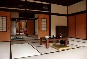 Japanische Designer Möbel : zimmer japanisch einrichten ~ Markanthonyermac.com Haus und Dekorationen