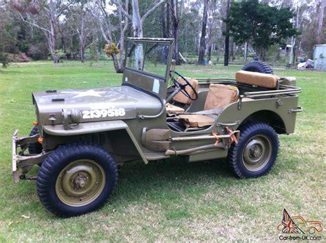 willys army jeep 1943 willys mb ww2 army jeep gpw