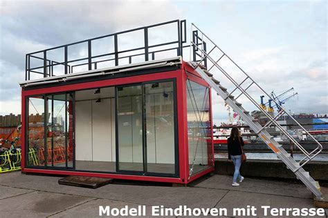 Aus Containern by Eventcontainer 1 Messecontainer F 252 R Events