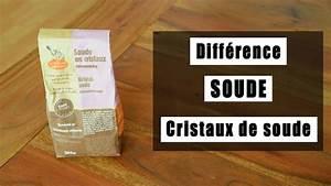 Cristaux De Soude Carrefour : diff rence entre soude et cristaux de soude youtube ~ Dailycaller-alerts.com Idées de Décoration