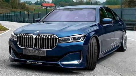 Bmw 7 Series Sedan 4k Wallpapers by 2020 Bmw Alpina B7 Luxury Sedan 4k