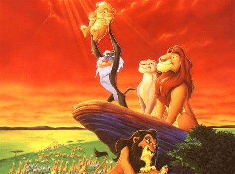 Vids Animated Video And The Sequel To Lion King