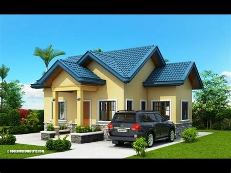 small house plans  p million budget youtube