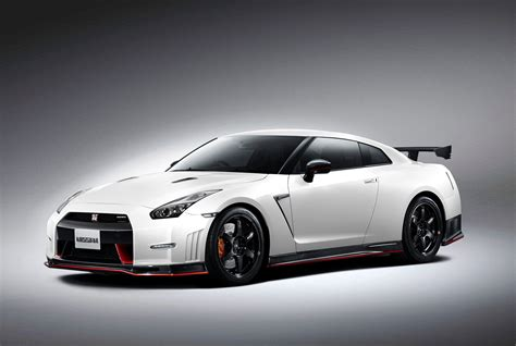 Nissan Gt-r Nismo 2014 Revealed