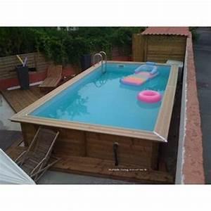 Piscine Hors Sol 4x2 : decoration piscine intex ~ Melissatoandfro.com Idées de Décoration