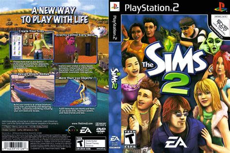 les sims 2 ps2 télécharger iso italiano