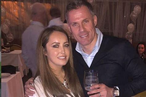 Jamie Carragher's wife Nicola tests positive for coronavirus