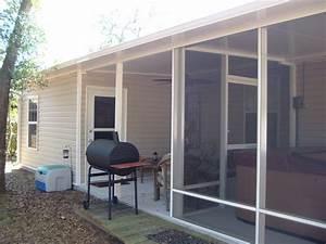 Ez Screen Room Patio Enclosure Kit; 100 Home Depot ...
