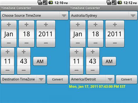 time zone conversion aelypuhelimen kaeyttoe ulkomailla