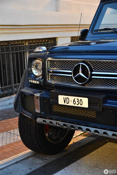 Kids racing vous propose la voiture électrique enfant mercedes maybach g650 avec télécommande parentale. Mercedes-Maybach G 650 Landaulet W463 - 29 November 2018 ...
